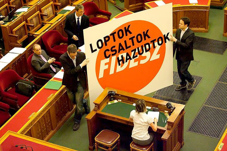Strasbourg megint kimondta, hogy szabad molinózni a Parlamentben