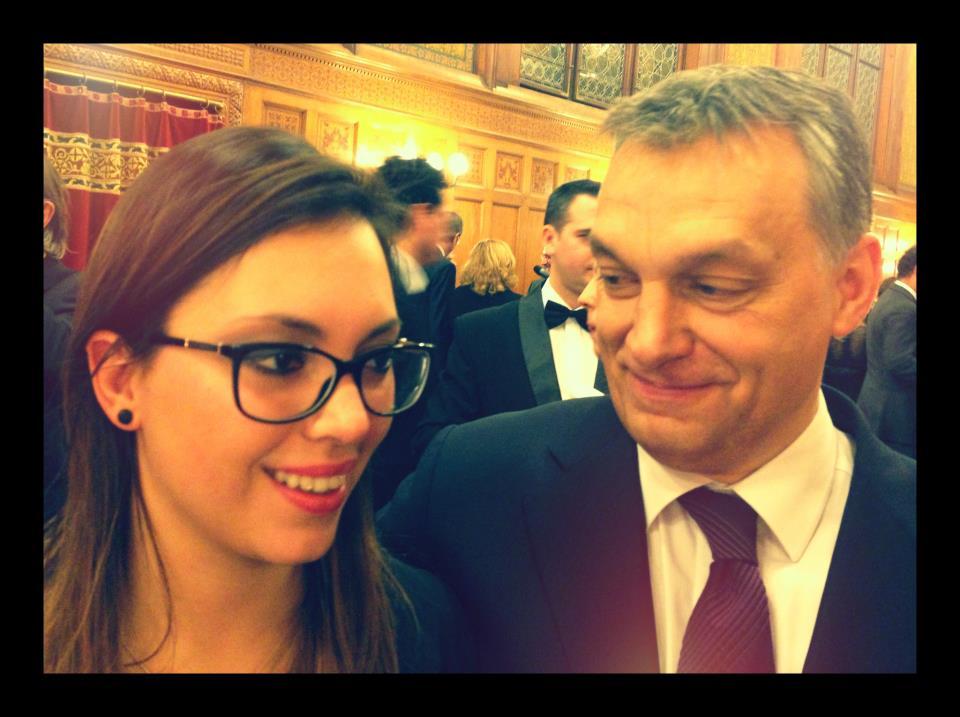 Orbán Ráhel magánúton találkozott a bahreini energetikai miniszterrel