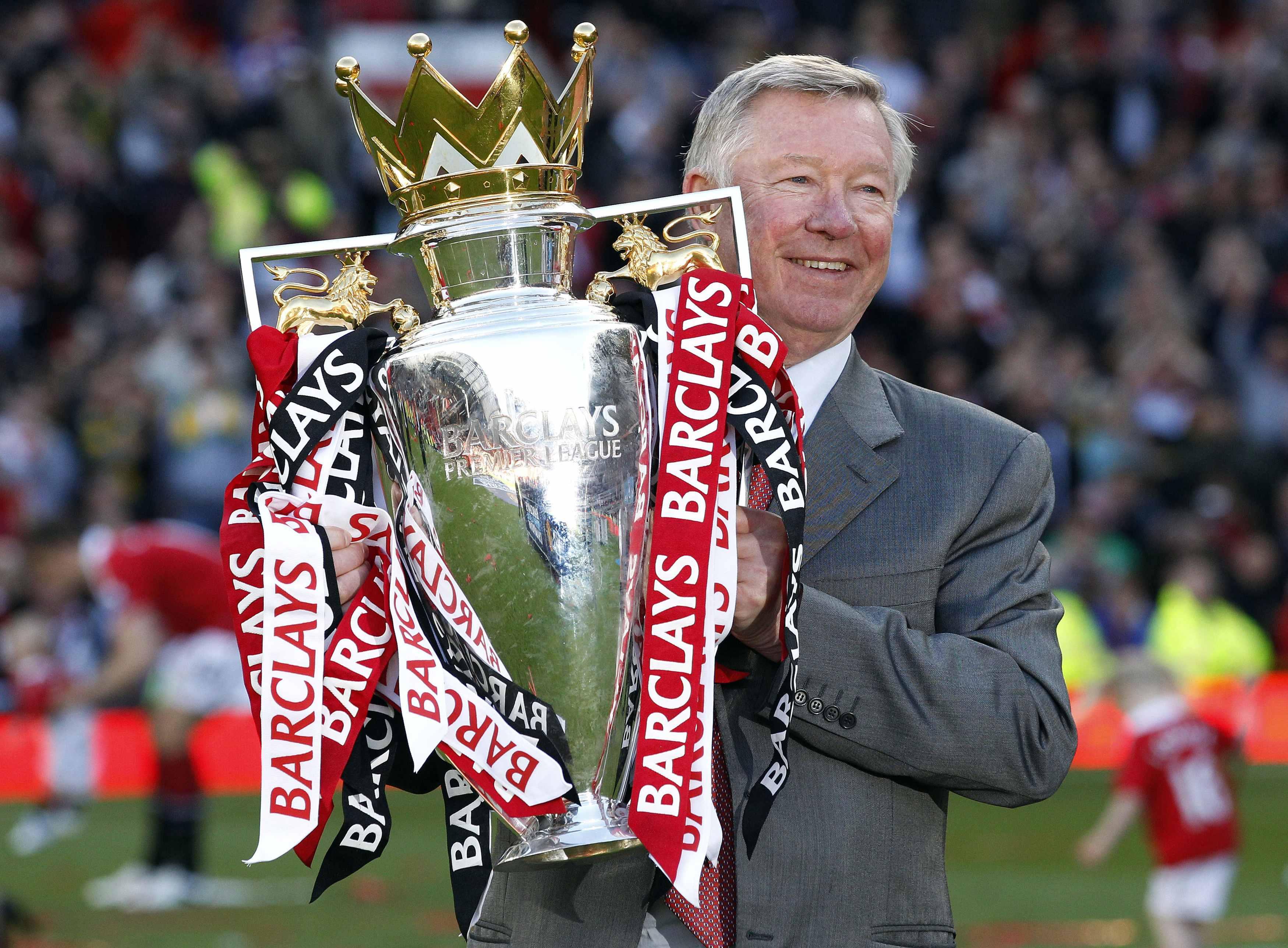 Agyvérzéssel került kórházba Sir Alex Ferguson