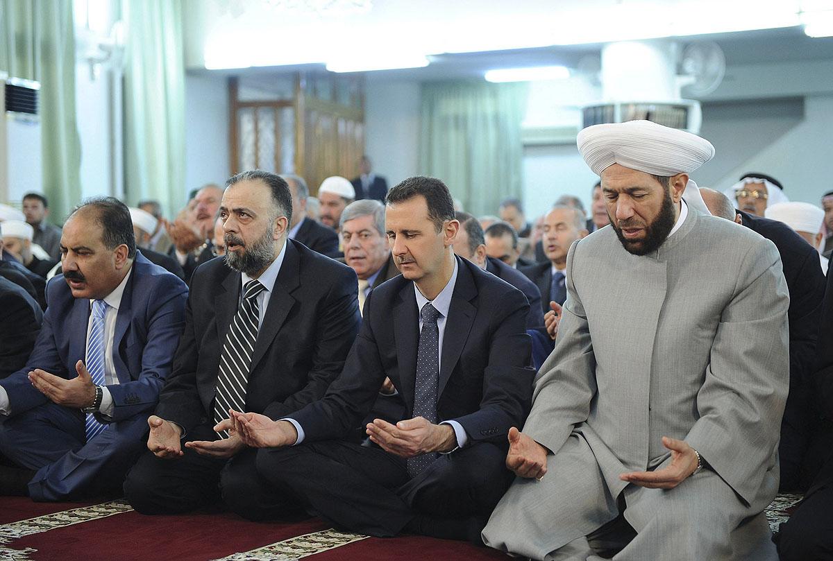 Az Egyesült Államok semmilyen szíriai egységkormányt nem támogat, amelynek Aszad tagja