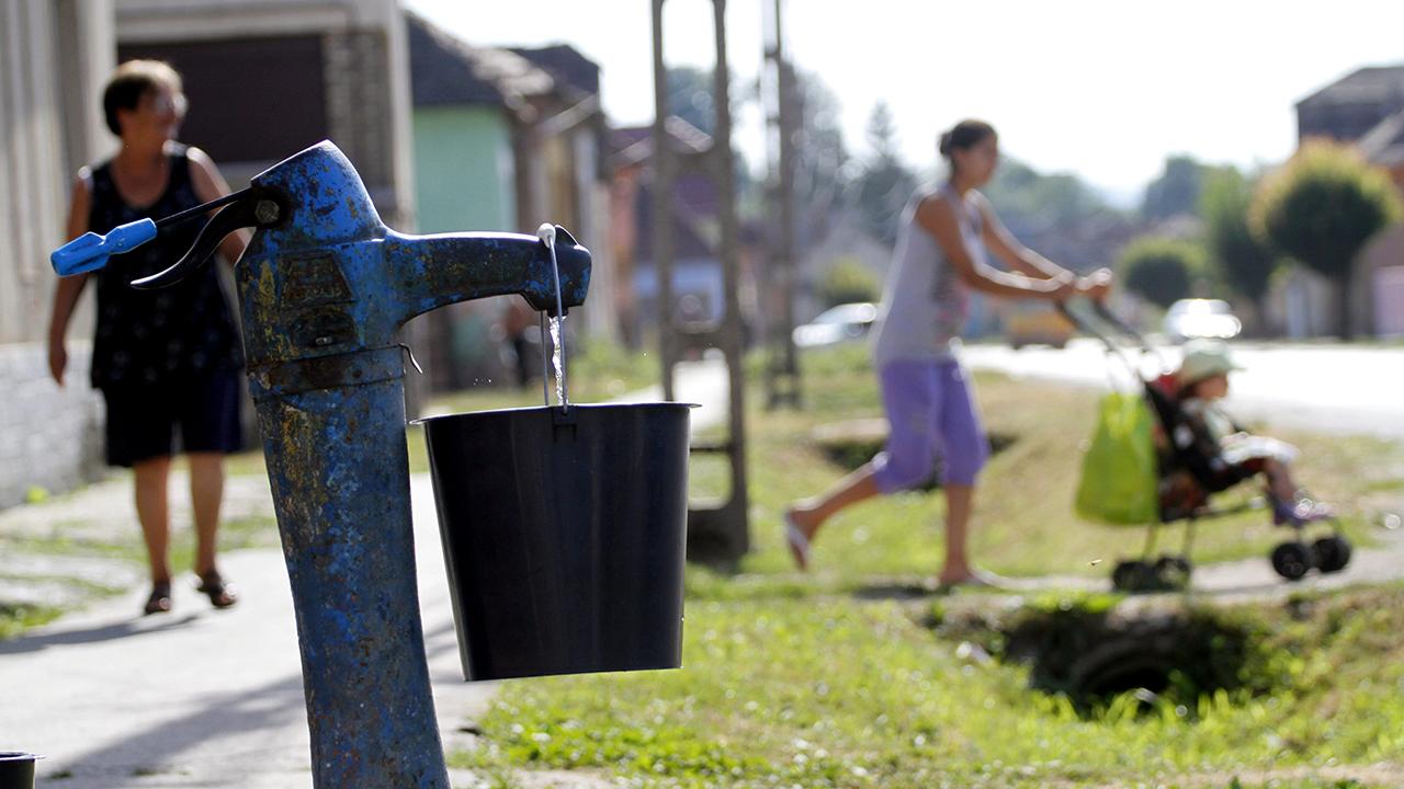 Magyarország legszegényebb részein lesznek a legelviselhetetlenebbek a hőhullámok