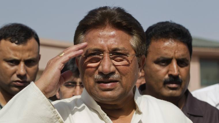 Halálra ítélték Pervez Muszaraf volt pakisztáni elnököt