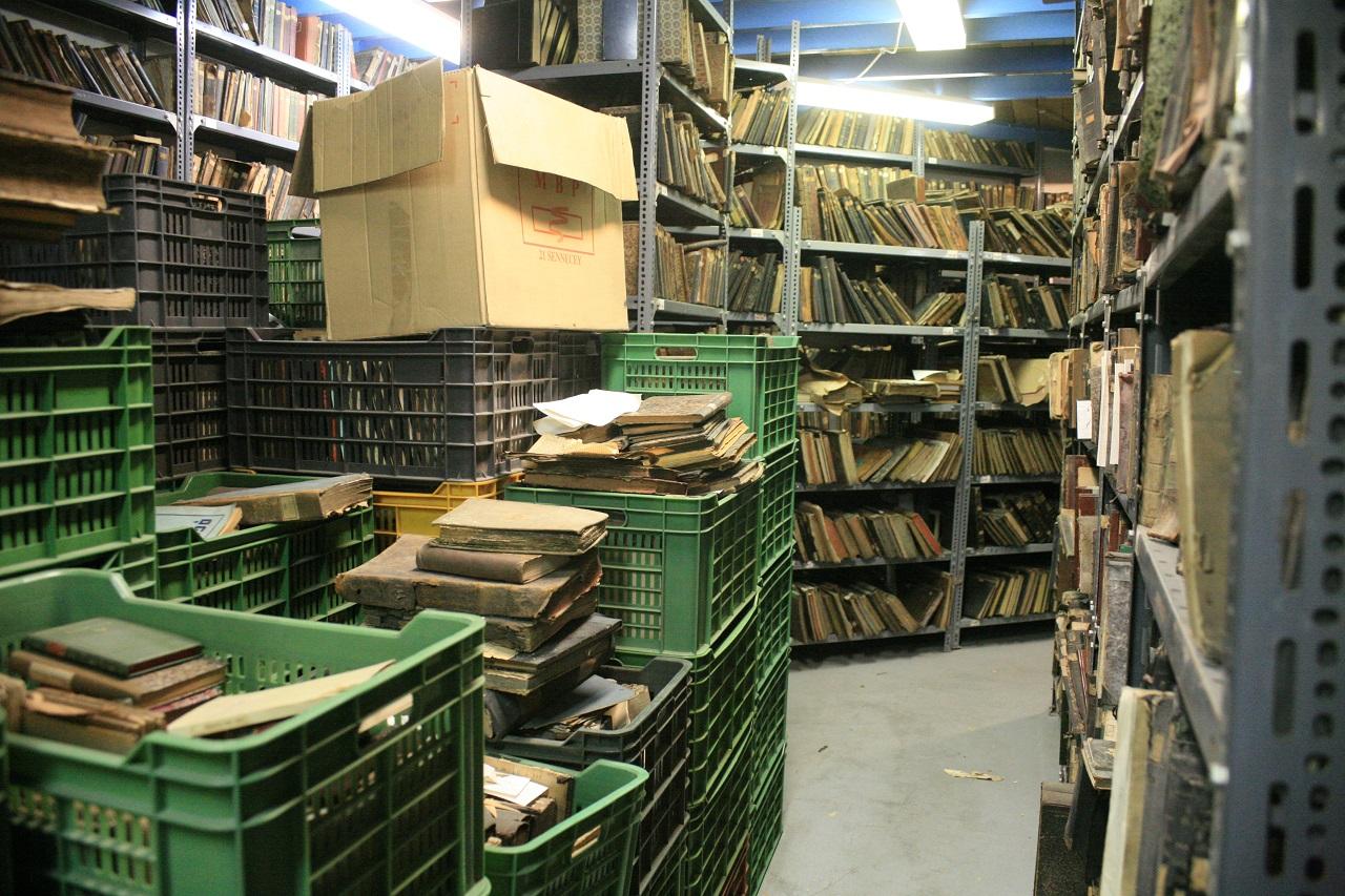 Felmerült, hogy a Kilián laktanyába költözhet az Országos Széchényi Könyvtár