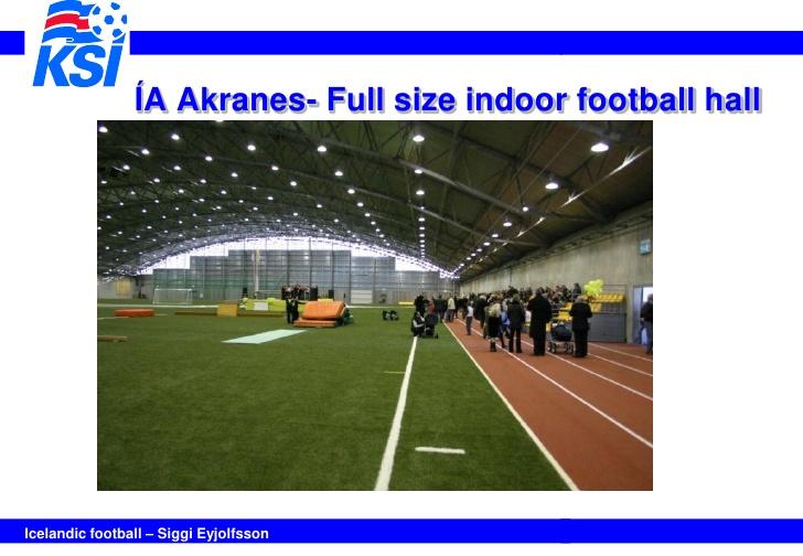 Van egy rossz hírünk azoknak, akik az izlandi focicsodából annyit értettek meg, hogy stadionépítésekkel kezdték