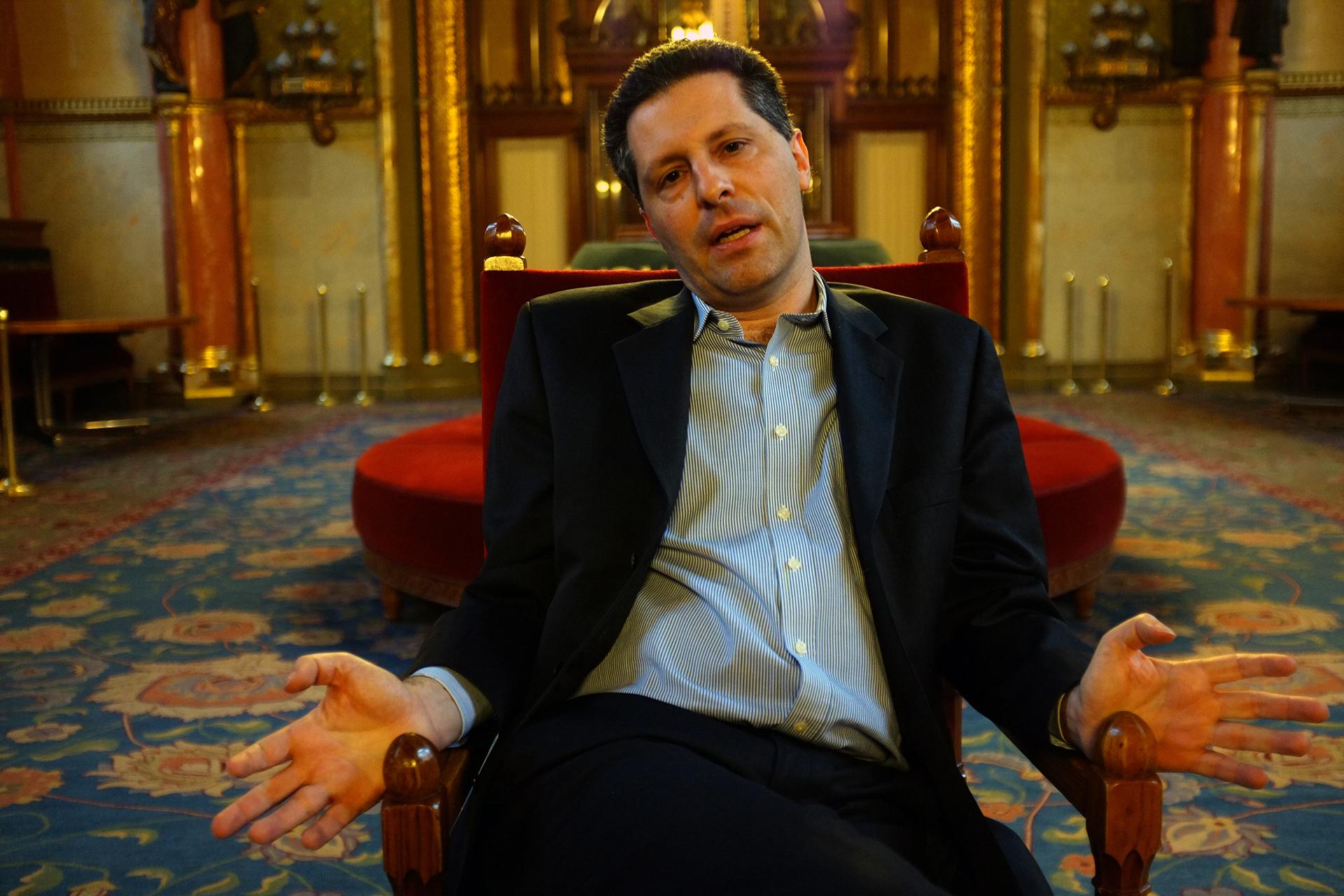 Schiffer szerint ami vele szemben zajlik a baloldalon, az pont olyan, mint amit a Fidesz művel Sorossal szemben