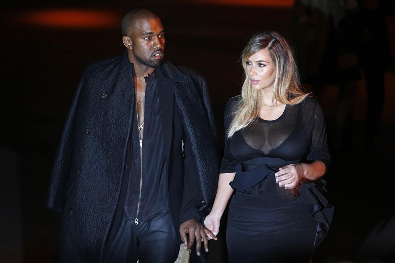 Kim Kardashian és Kanye West válik