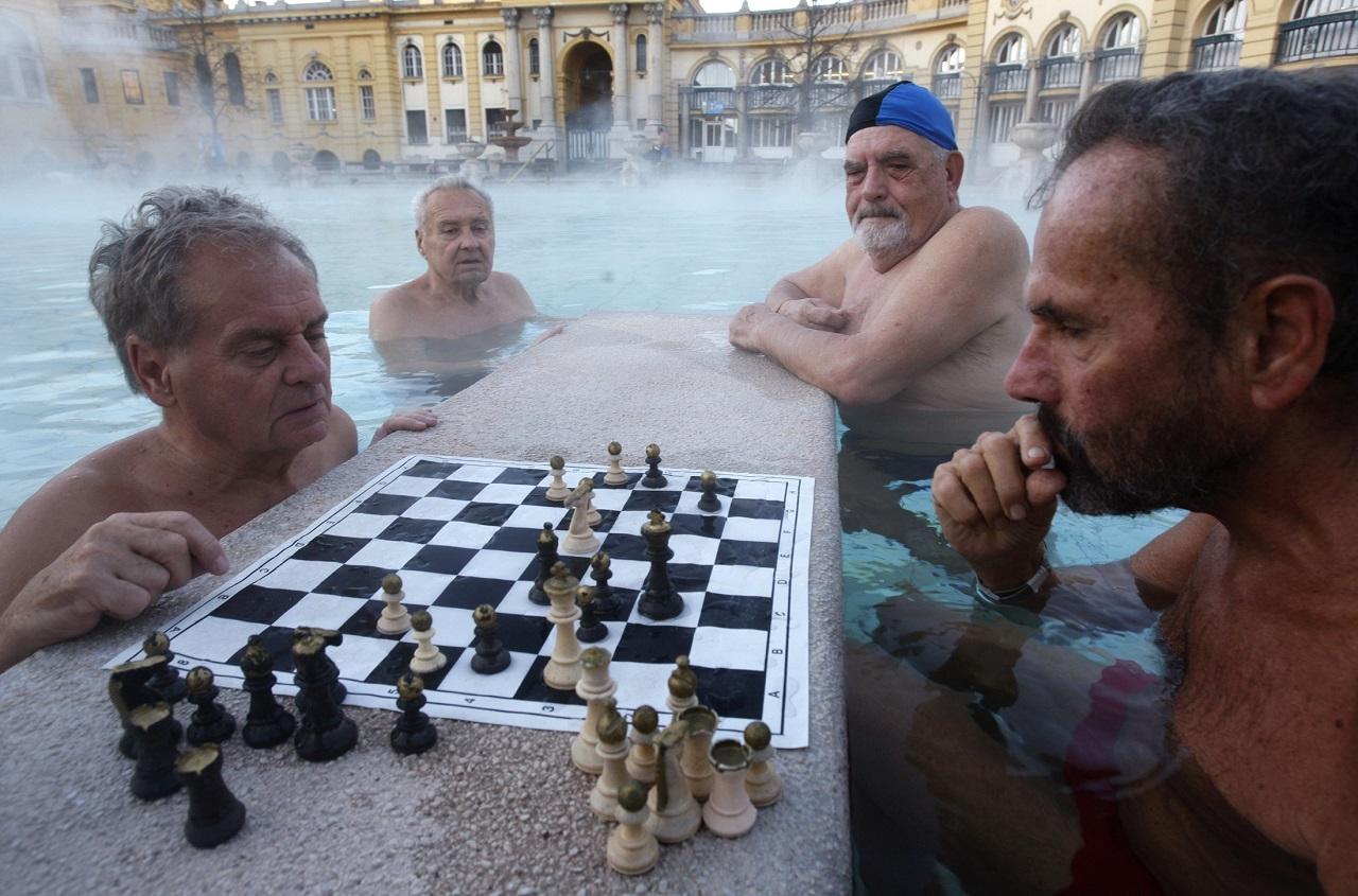 Budapest rendezheti meg a sakkolimpiát