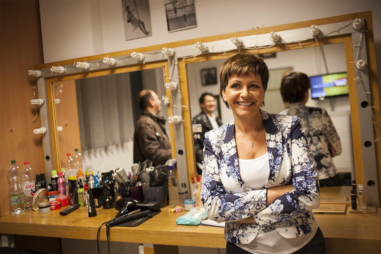 Kálmán Olga felmondott az ATV-nél, és a HírTV-nél folytatja