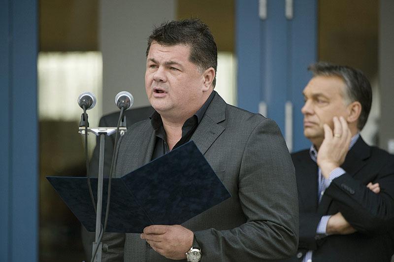 Nyerges Zsolt tökéletes közleményt adott ki, miután eladta a Közgépet Mészáros Lőrinc üzlettársának