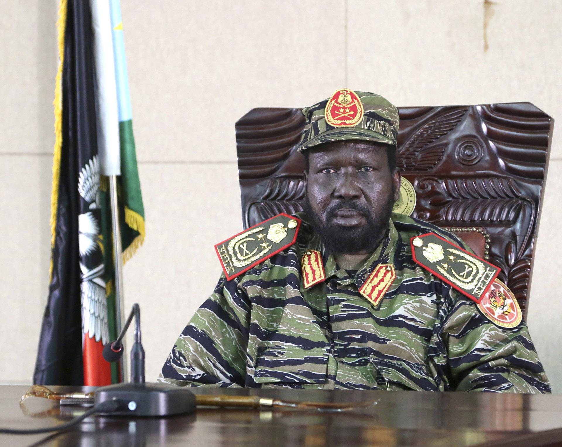 A dél-szudáni elnök szerint le kell lőni a nemi erőszakot elkövető katonákat