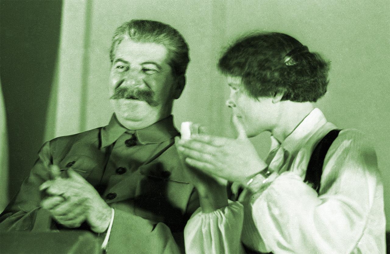 Oroszországban még mindig népszerűbb Sztálin, mint Putyin