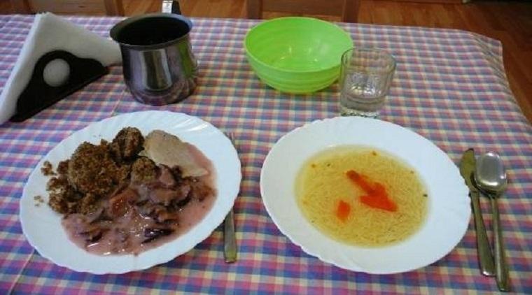 Rájárt az ácsi ovisok ebédjére