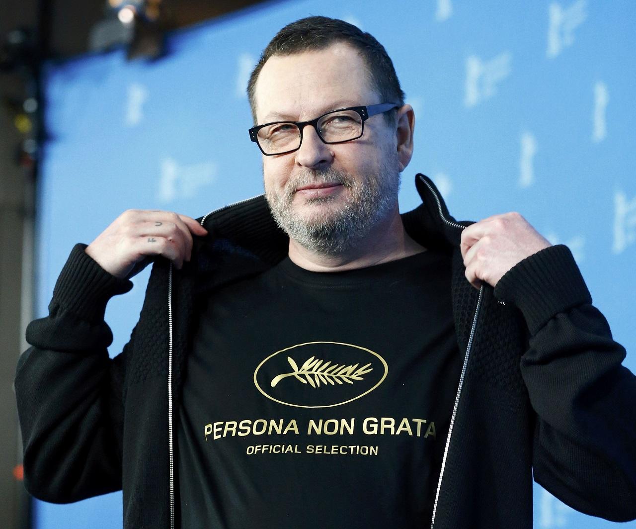 Lars von Trier tagadja, hogy molesztálta volna Björköt