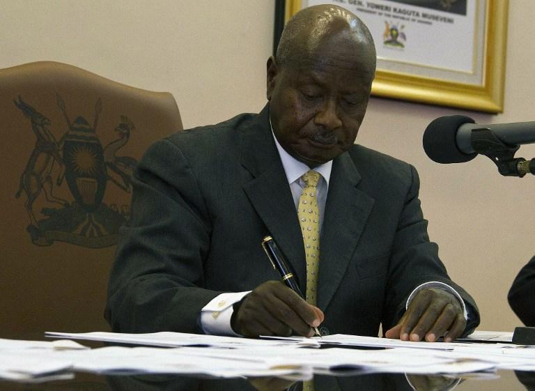 A Facebook kormánytagok fiókjait távolította el Ugandában