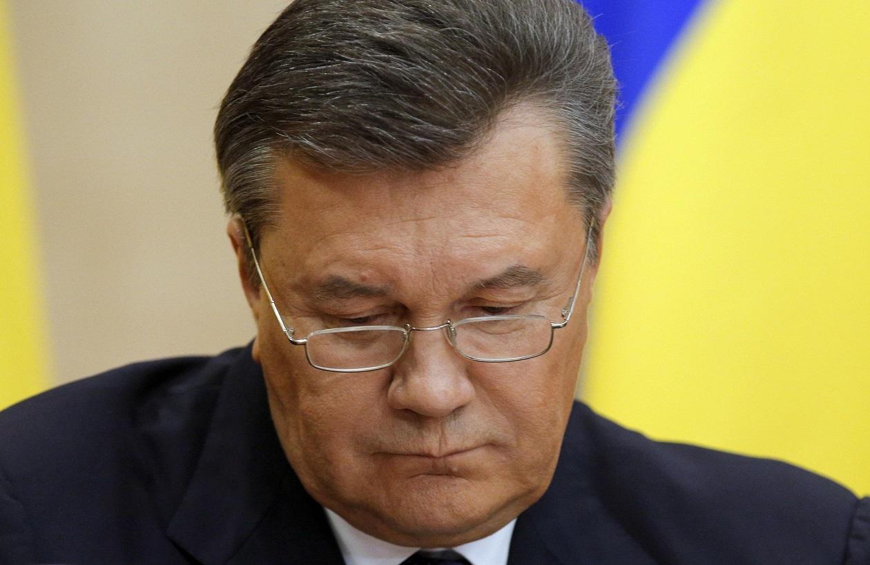 Egy orosz lap szerint Janukovicsot kórházban ápolják