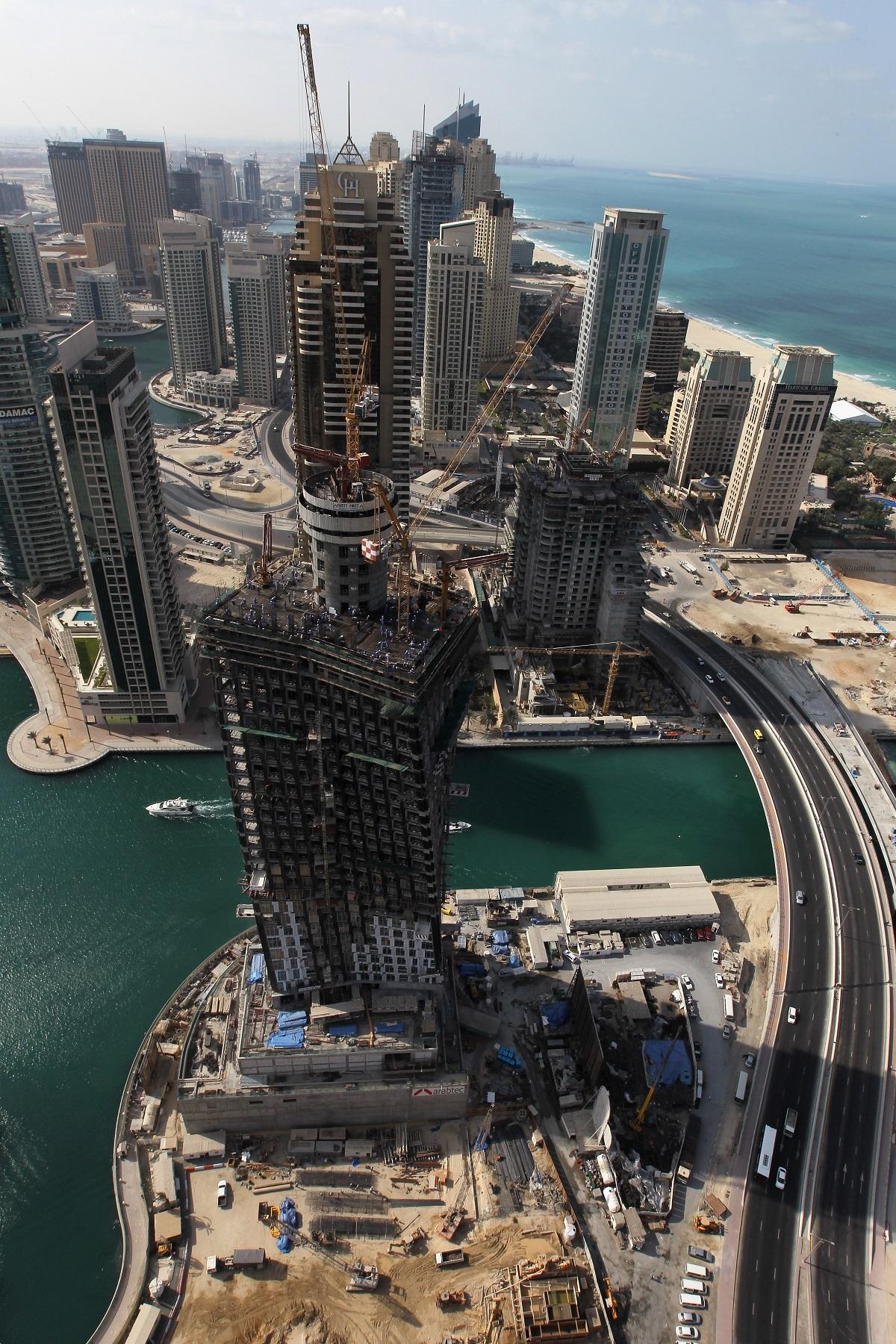 Zsinagóga nyílt Dubajban