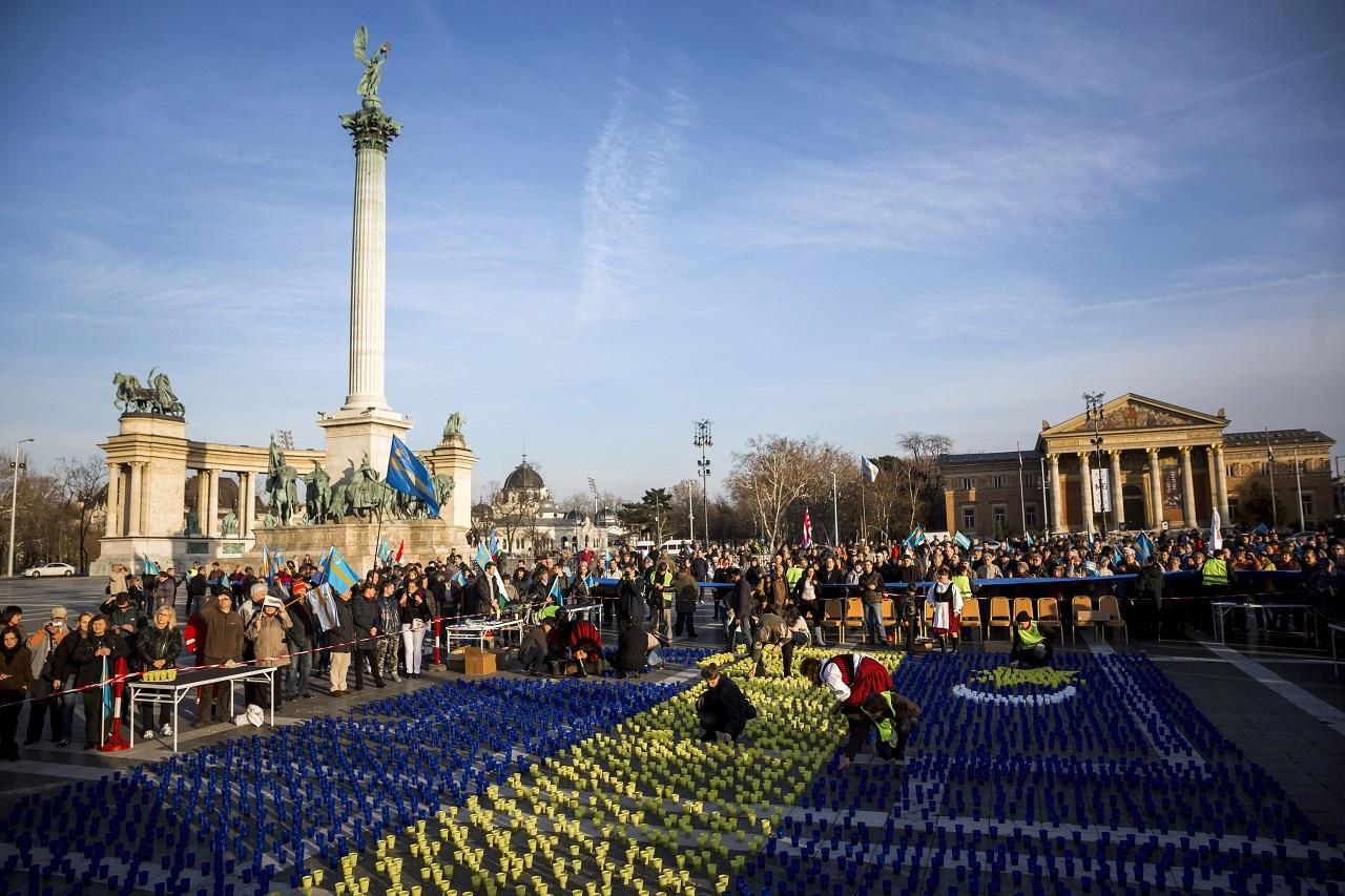 A Székely Nemzeti Tanács hat hónappal tovább gyűjthet aláírásokat Európában