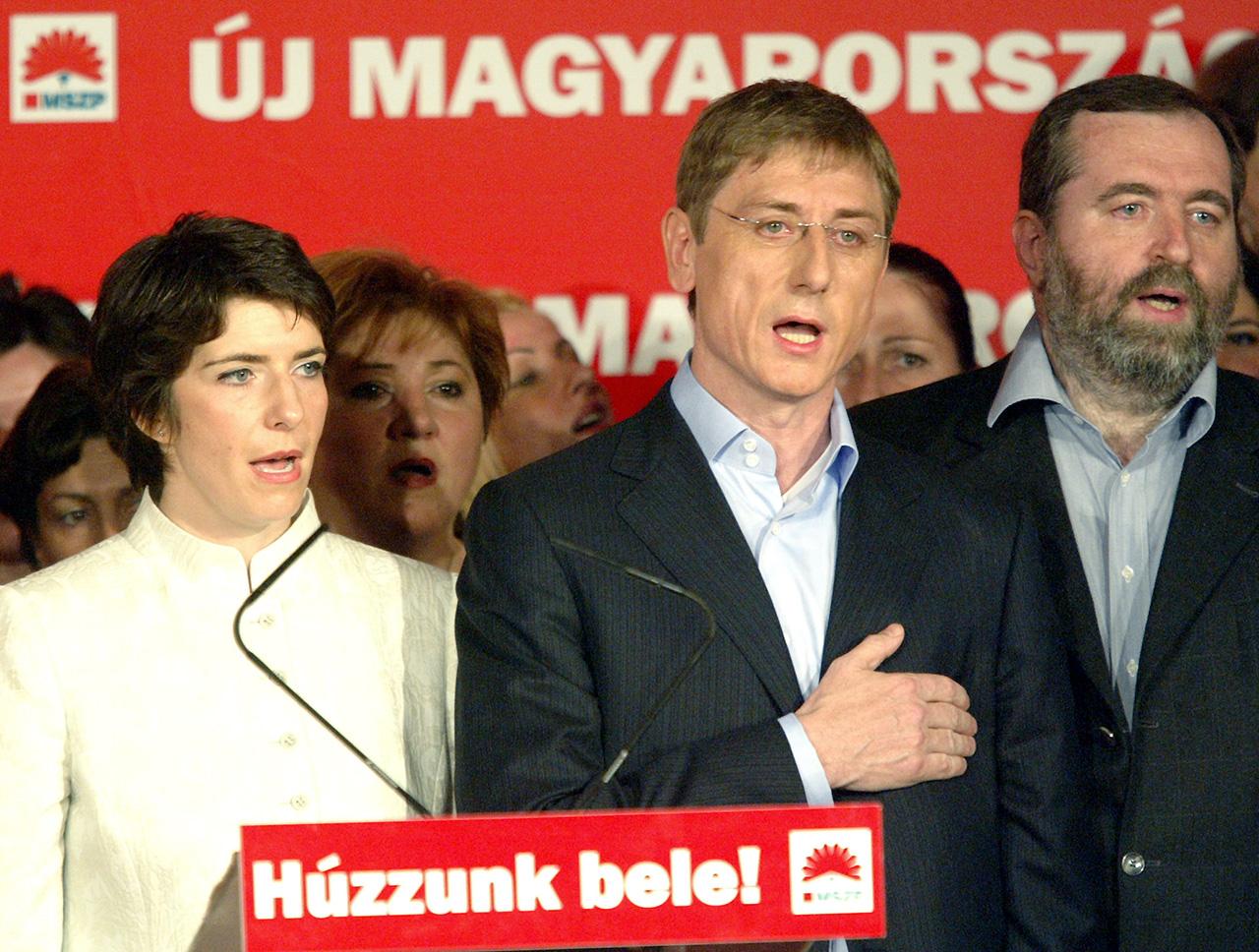 Gyurcsány egykori miniszterei is beültek fővárosi cégekbe