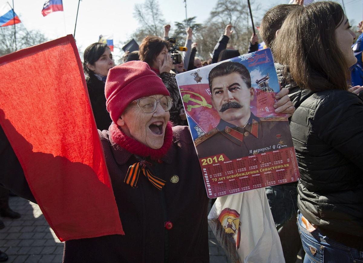 Rekordot döntött Sztálin támogatottsága Oroszországban