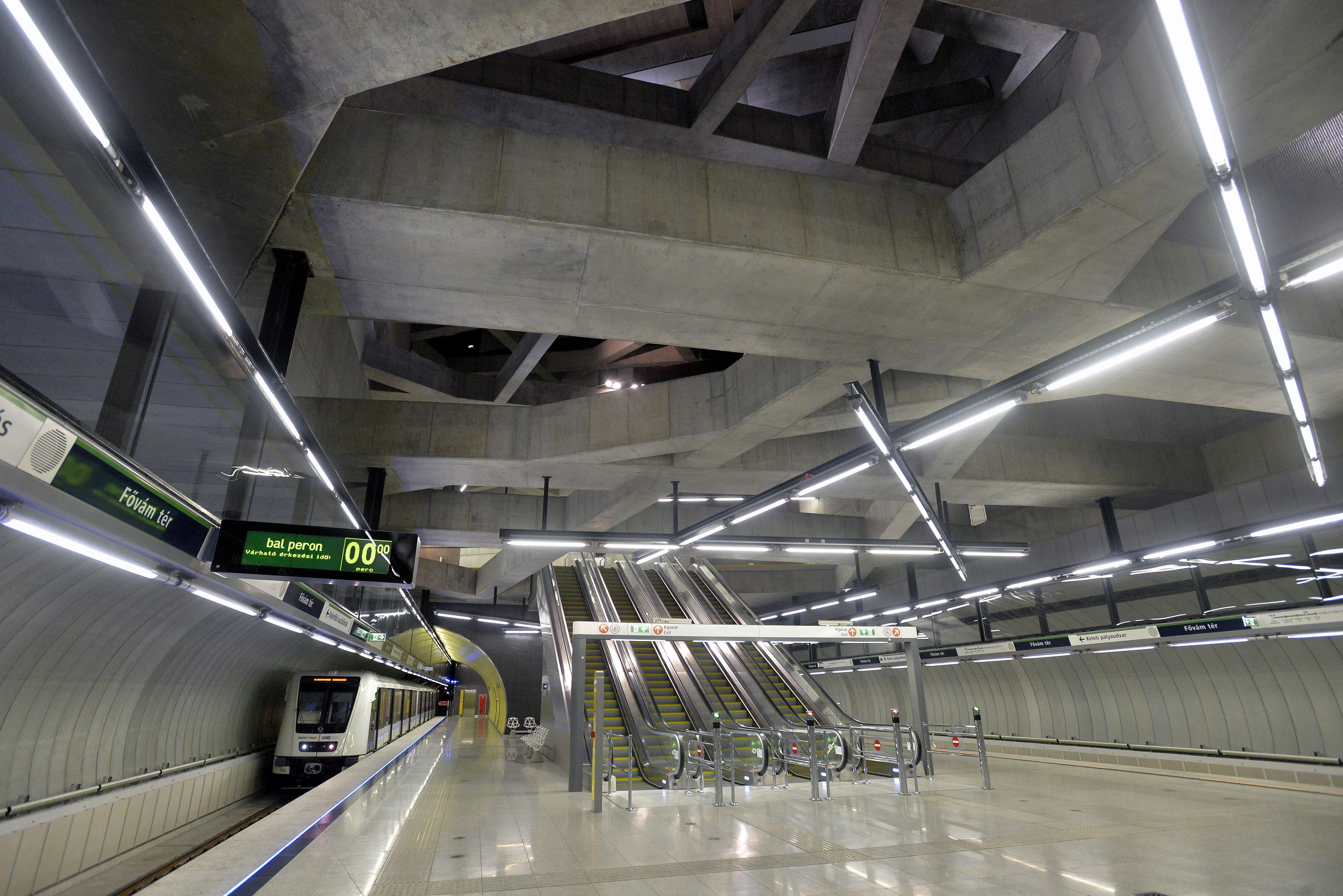 Bűncselekmény hiányában megszüntették a nyomozást a 4-es metró ügyében
