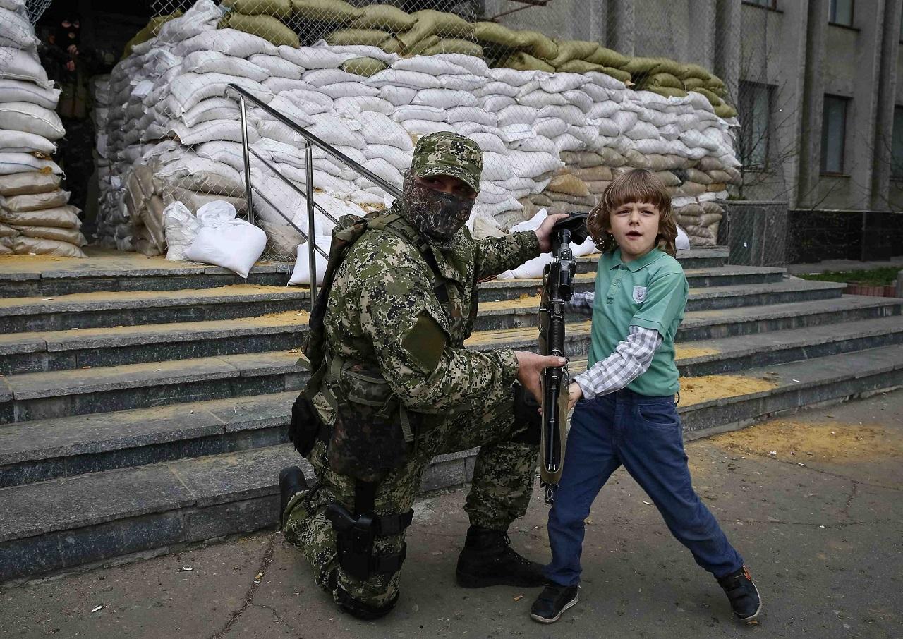 Hatszáz kelet-ukrajnai gyereket nyaraltat Magyarország