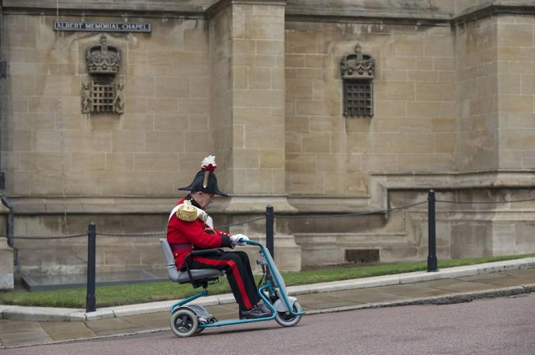 A windsori tanács vezetője eltüntetné a hajléktalanokat az utcákról a királyi esküvő előtt