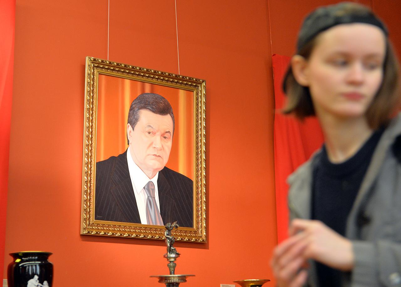 Viktor Janukovics volt ukrán elnök a kijevi ügyészséghez fordult a puccs miatt