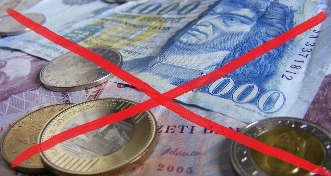Negatív rekordot döntött a forint árfolyama