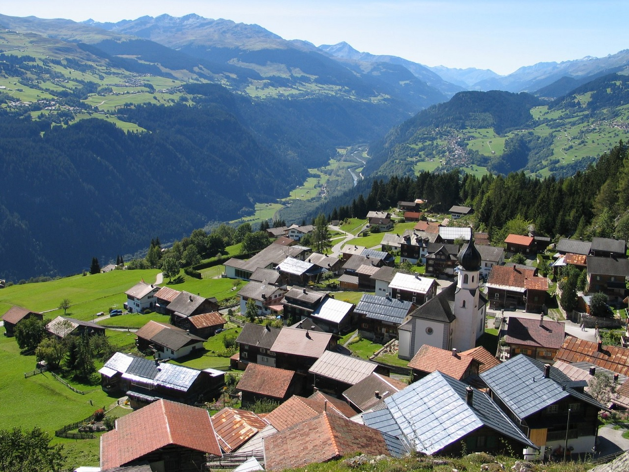 Svájcban népszavaztak arról, tiltsák-e az építési területek bővítését a városokban