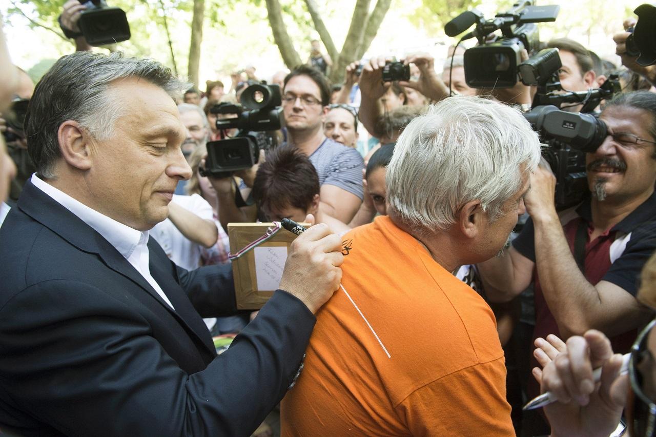 Tárki: Érzékelhető mértékben csökkent a Fidesz-KDNP támogatottsága