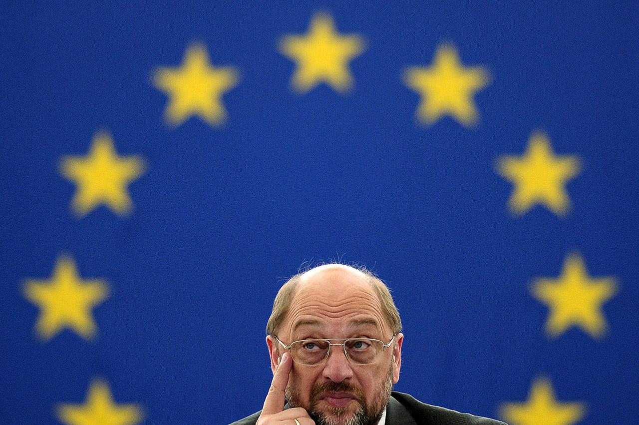 Martin Schulz hazamegy külügyminiszternek, ha ő lehet Merkel kihívója
