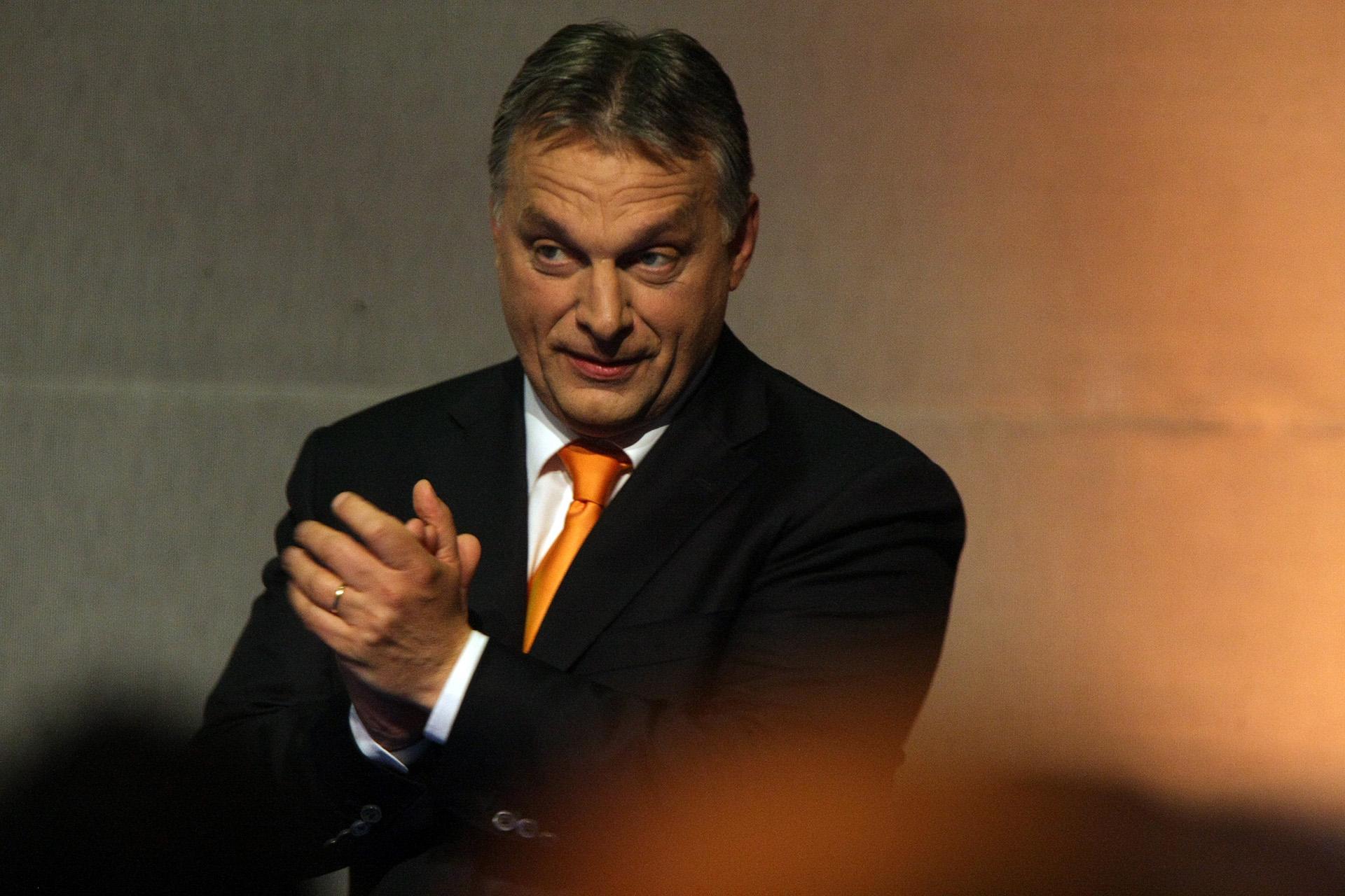 Orbán körülírta az utódját