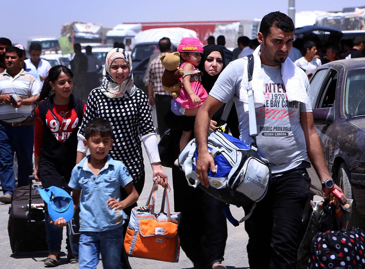 A Vöröskereszt szerint akár 1 millió ember is elmenekülhet Moszulból