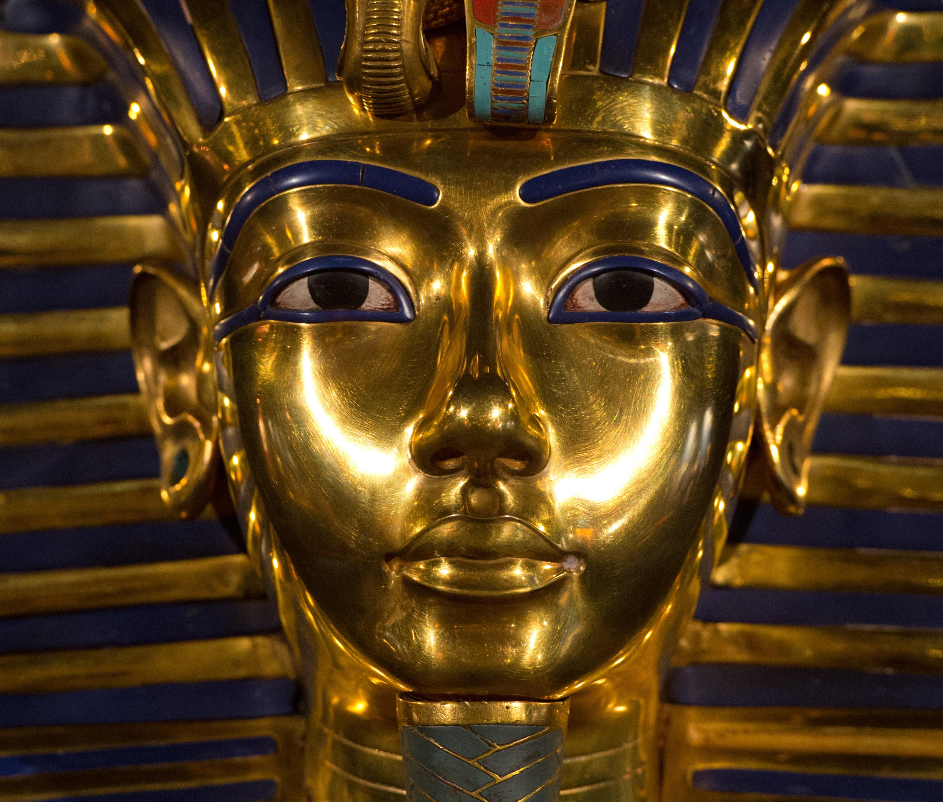 Nincsenek titkos kamrák Tutanhamon sírjában