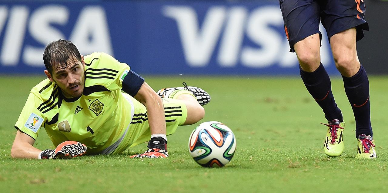 Szívinfarktust kapott Iker Casillas, a legendás kapus