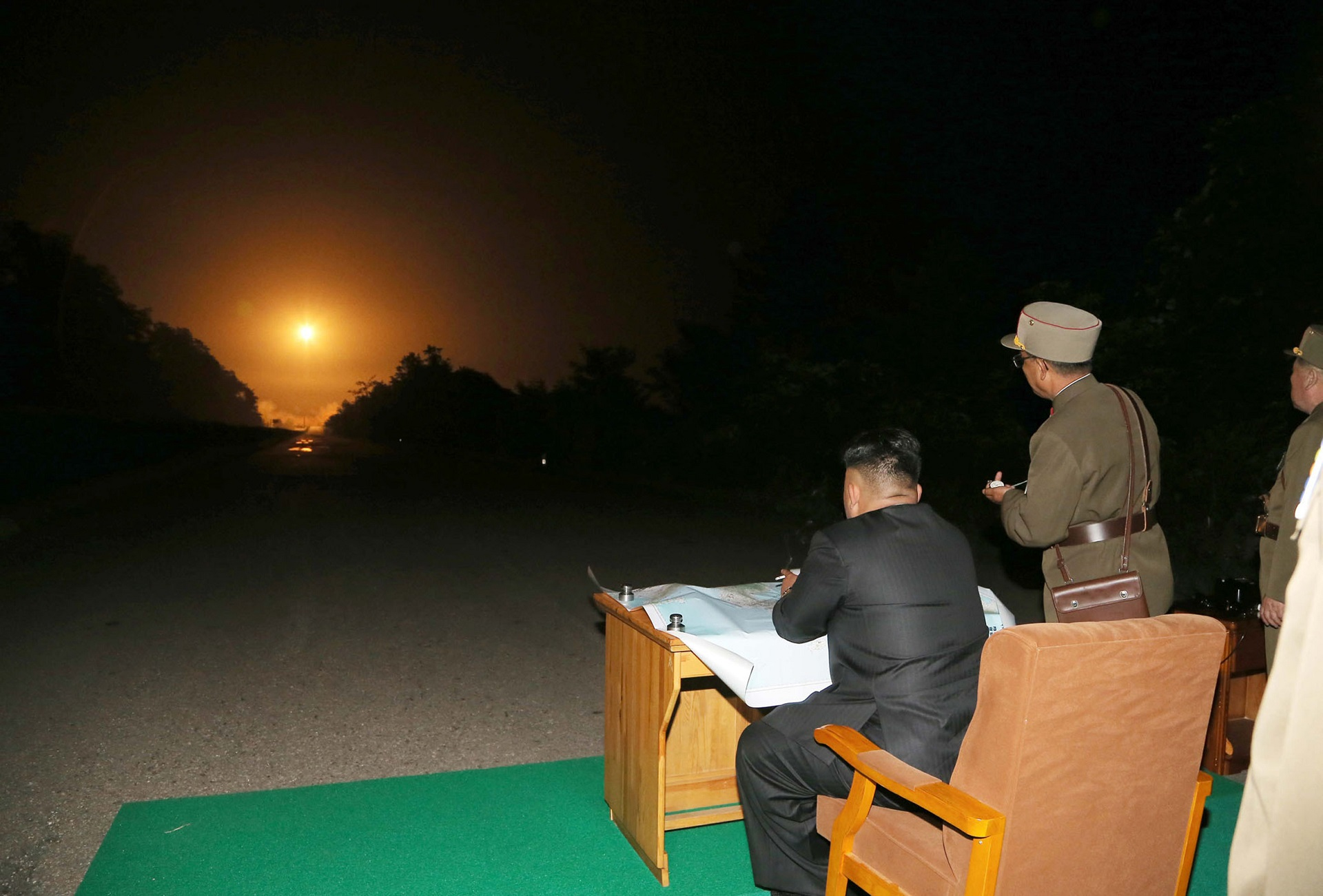 Az atomprogram mellett rakétaprogramját is folytatja Észak-Korea