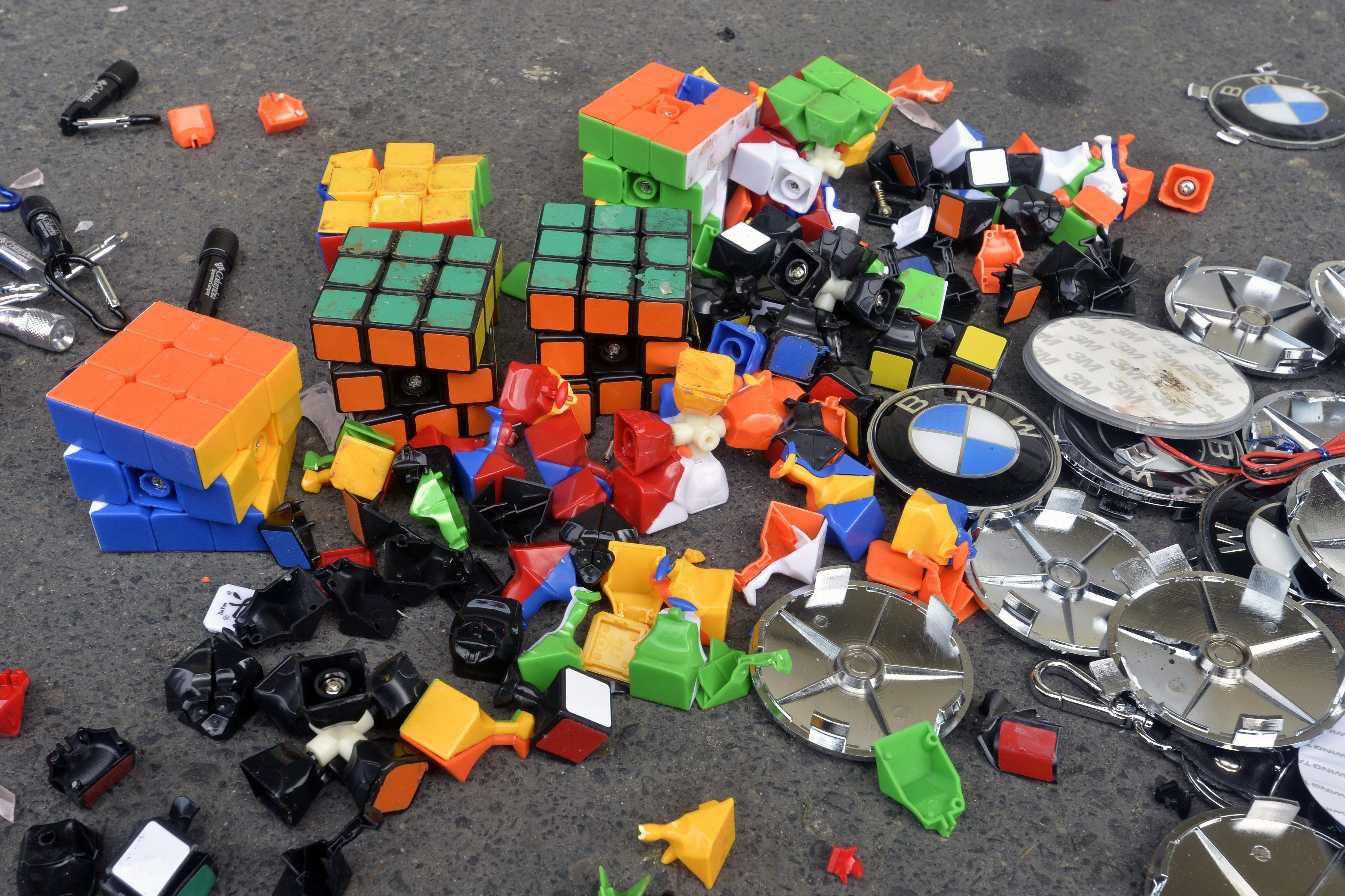 Több mint 580 millió eurónyi hamis terméket foglaltak le tavaly az EU külső határain