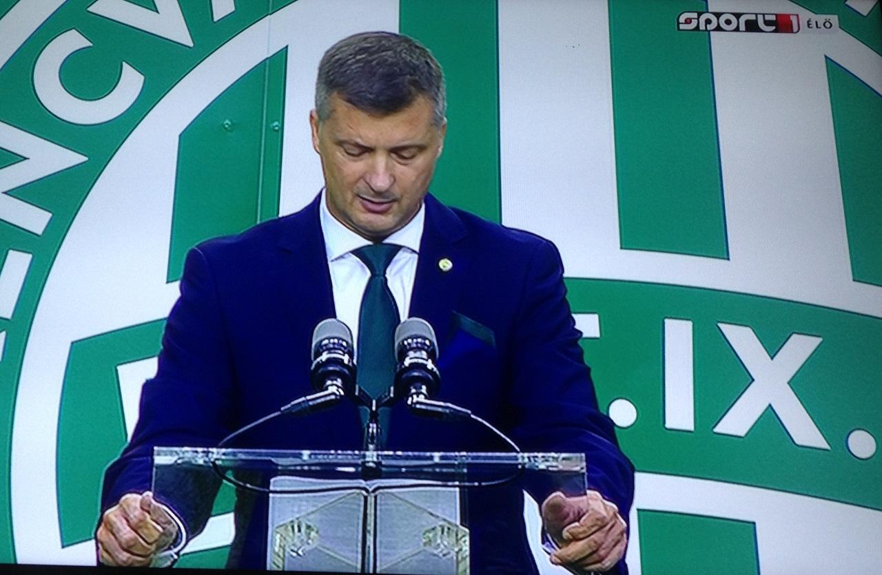 Kitört a fociháború a NER-ben: Kubatov Gábor megsértődött Garancsi Istvánra