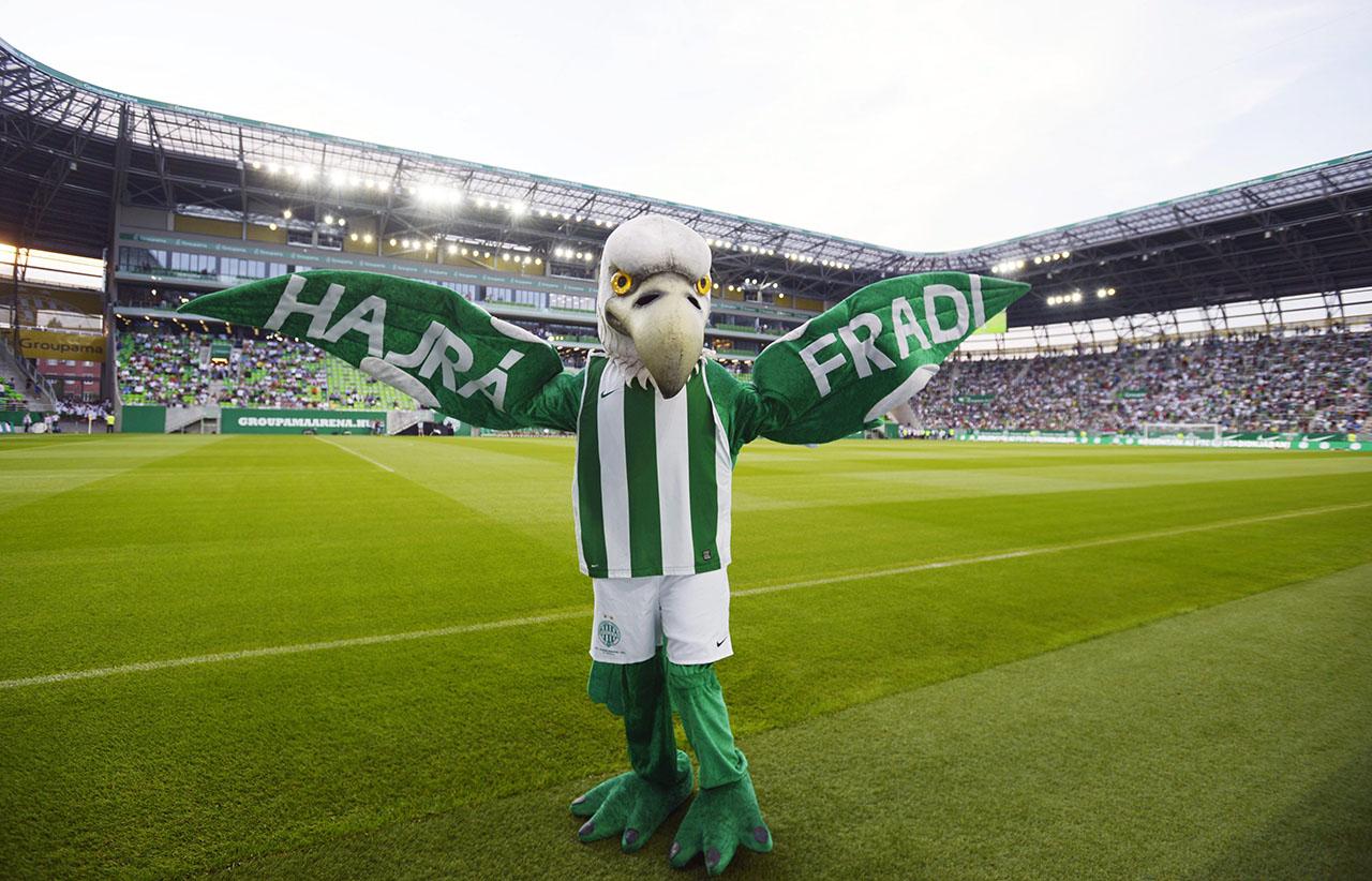 Megint belehúzott a Fradi, a Dinamo Zágrábot kapta