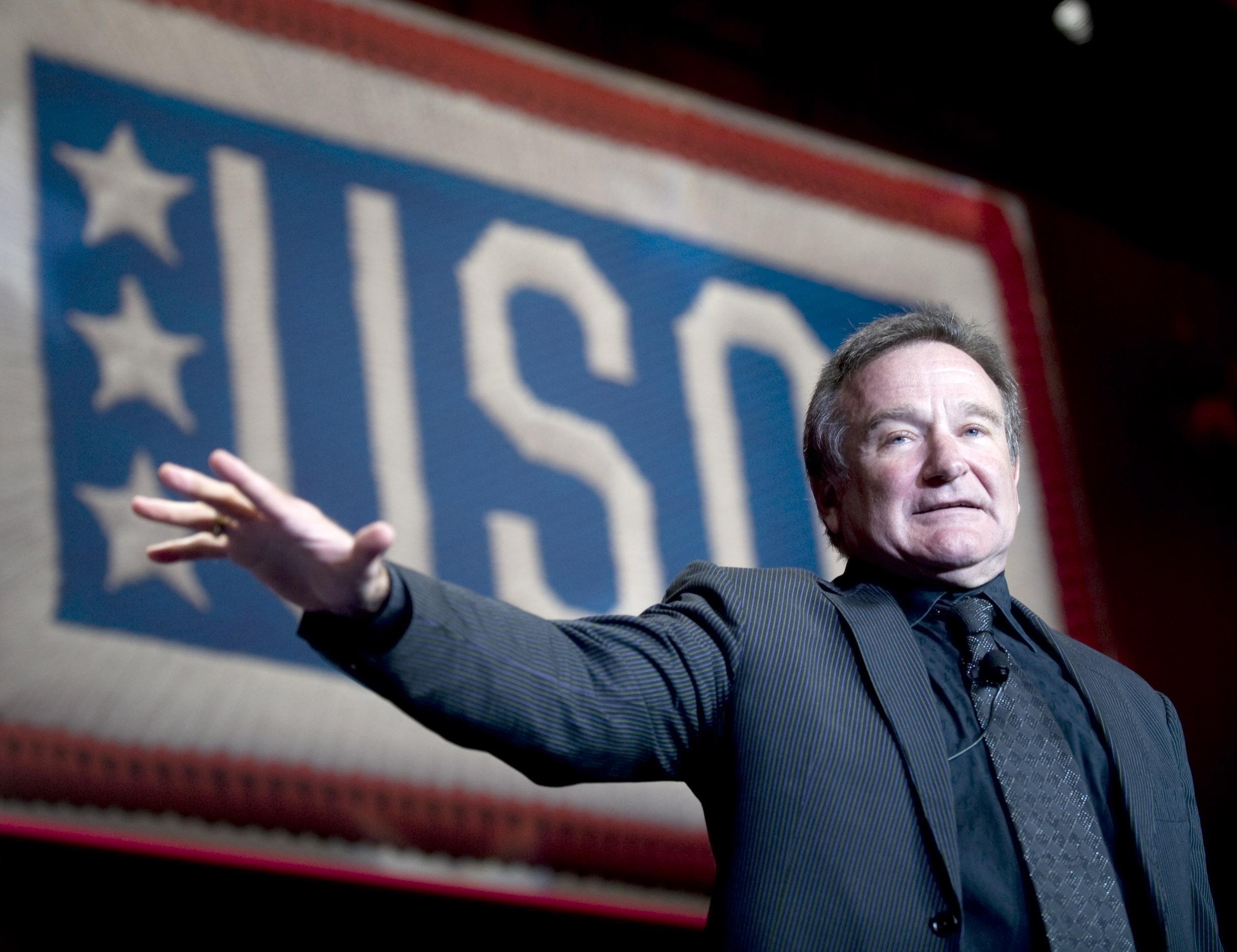 Tíz százalékkal ugrott meg az öngyilkosságok száma Robin Williams halála utáni hónapokban