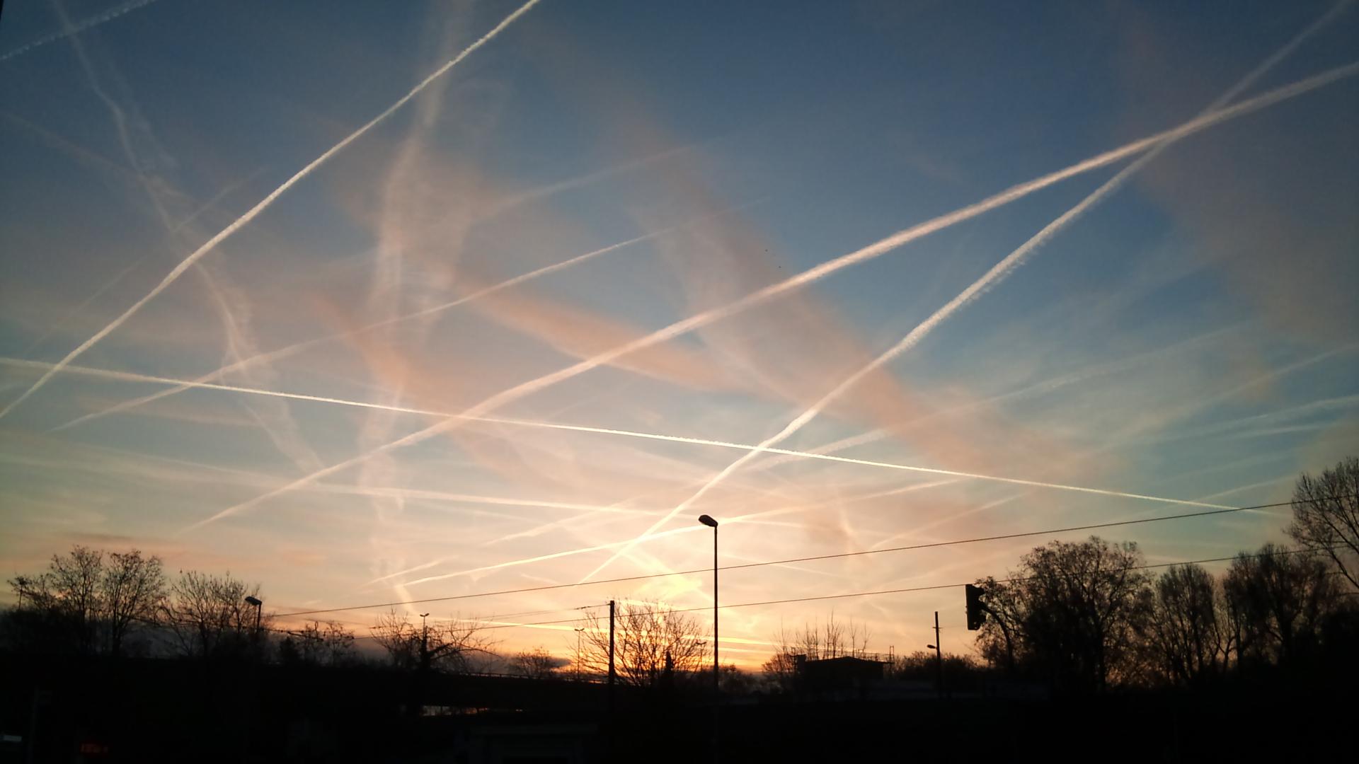 A kevesebb repülőgép a meteorológiai előrejelzésekre is hat