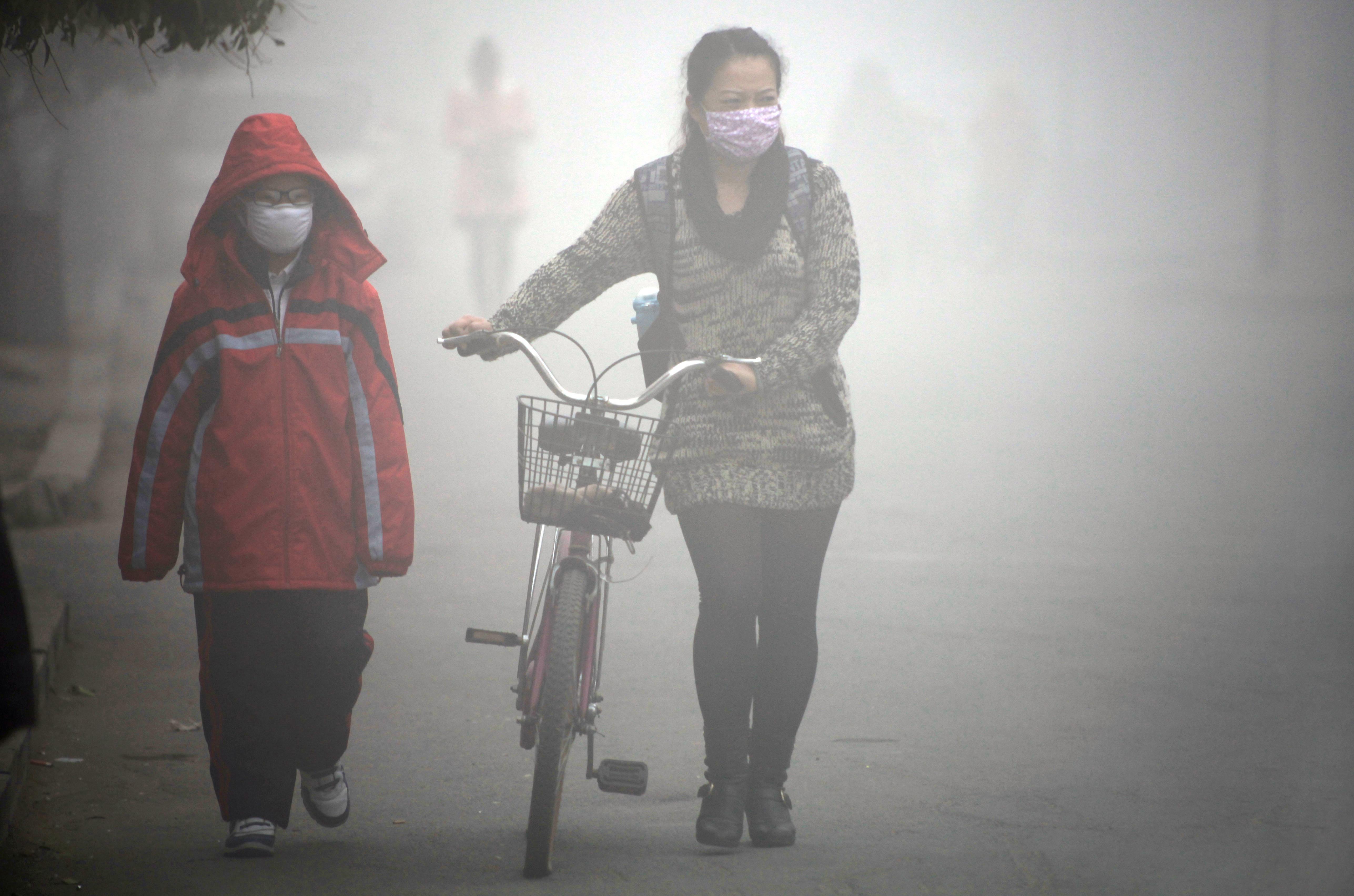 Már négy településen számít egészségtelennek a levegő minősége