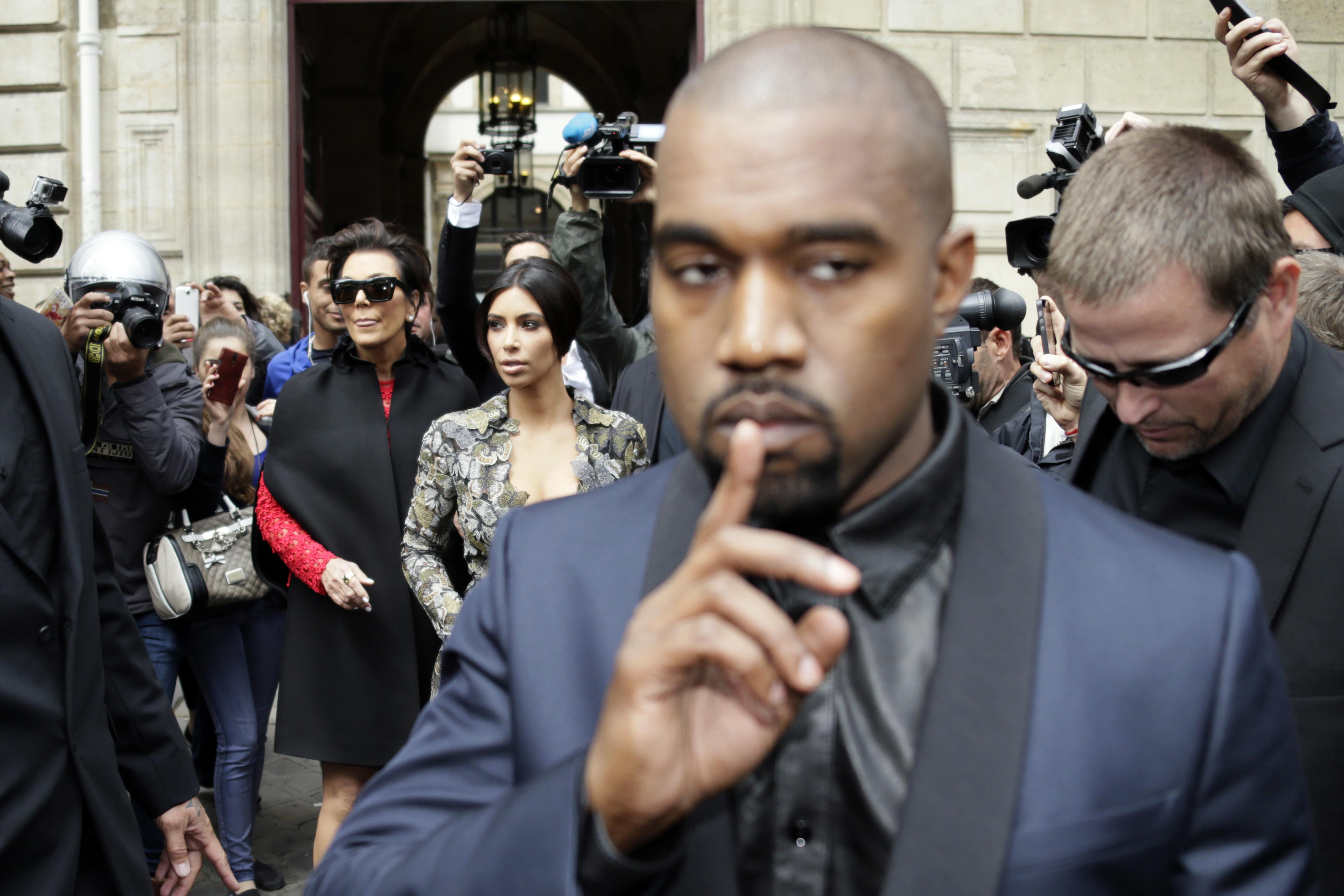 Egy detroiti rádió letiltotta Kanye West számait, miután a rapper hülyeségeket mondott a rabszolgaságról