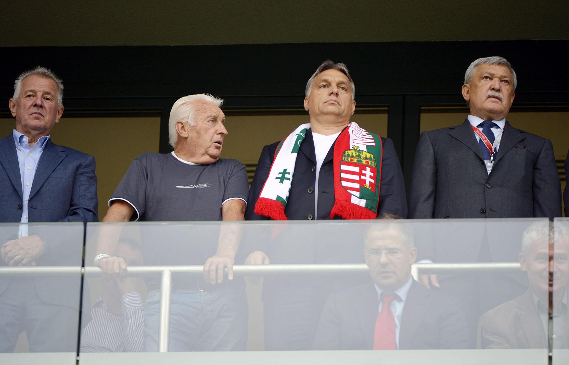 Már a második családi cégből szállt ki Orbán Viktor öccse, Áron