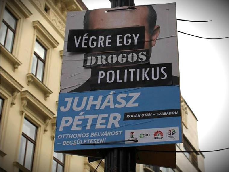 Juhász Péter pert nyert a Fidesz ellen