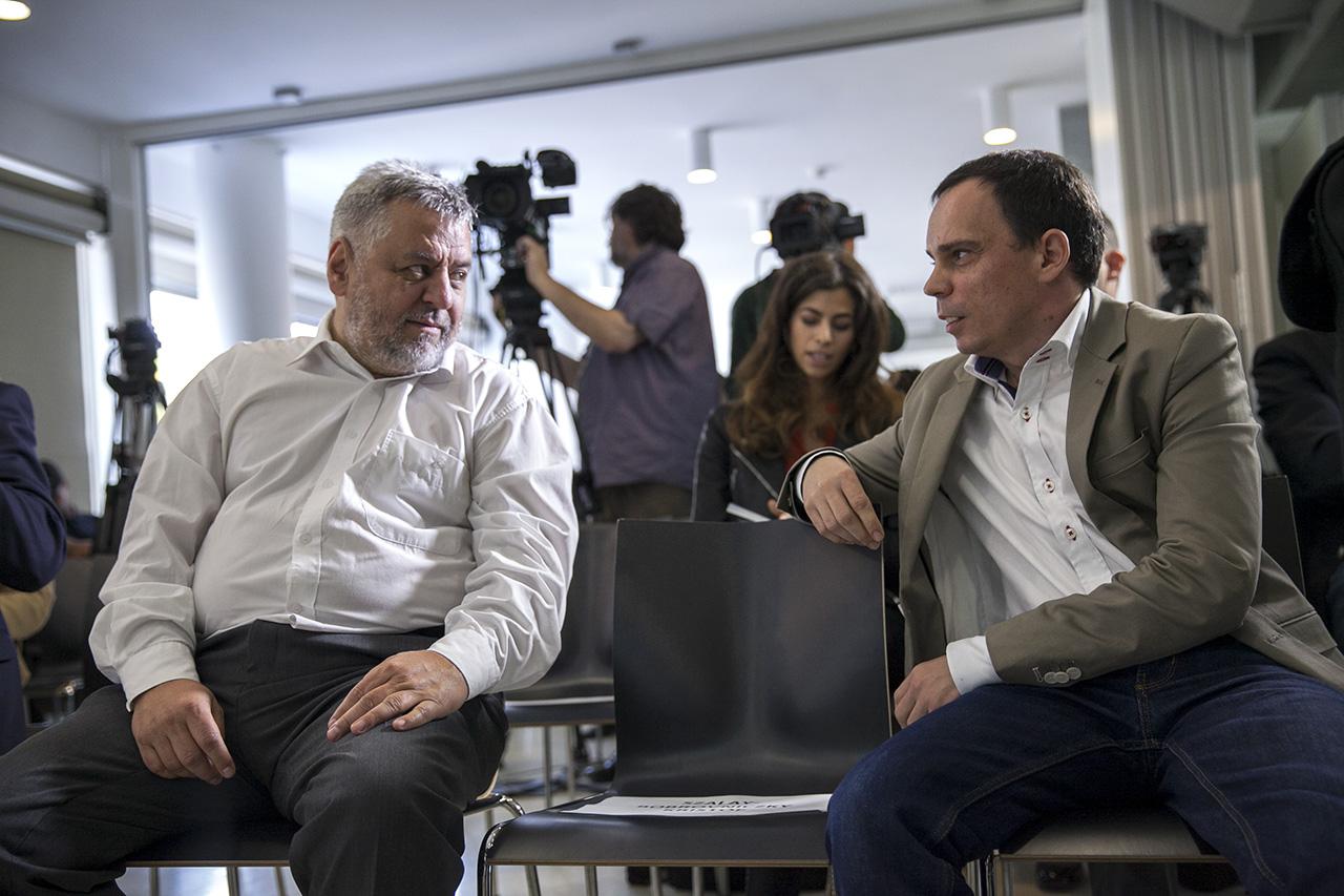 Lánczi András:  Amit korrupciónak neveznek, az gyakorlatilag a Fidesz legfőbb politikája