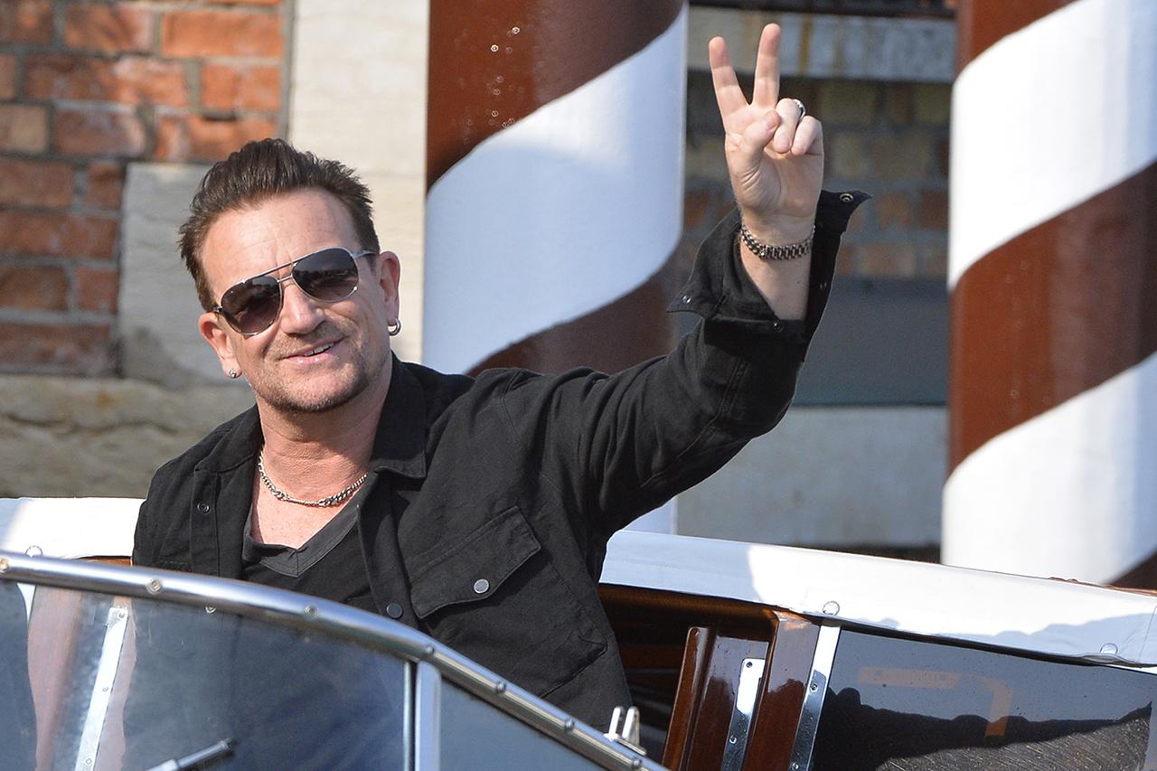 Megőrül a világ: Bono szerint túlságosan csajosak a mai popzenék
