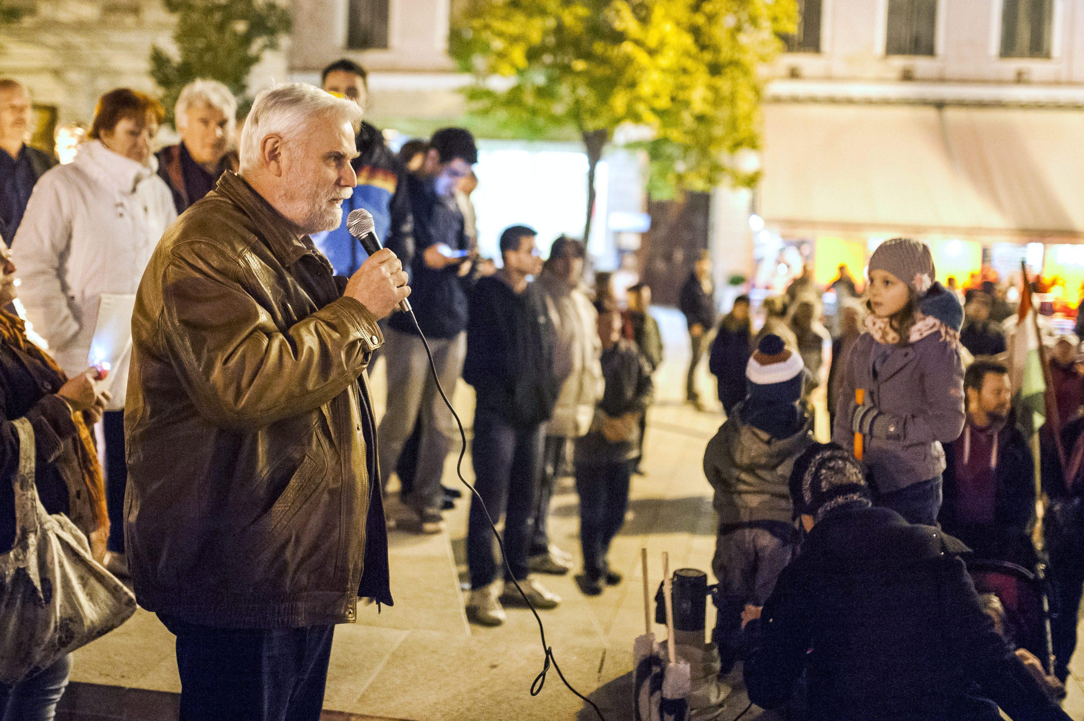 Mellár Tamásnak akkor van esélye a pécsi Fidesz ellen, ha a többi jelölt visszalép a javára