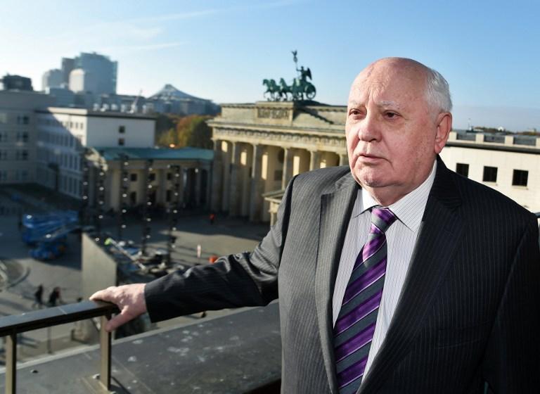 Kitiltották Gorbacsovot Ukrajnából