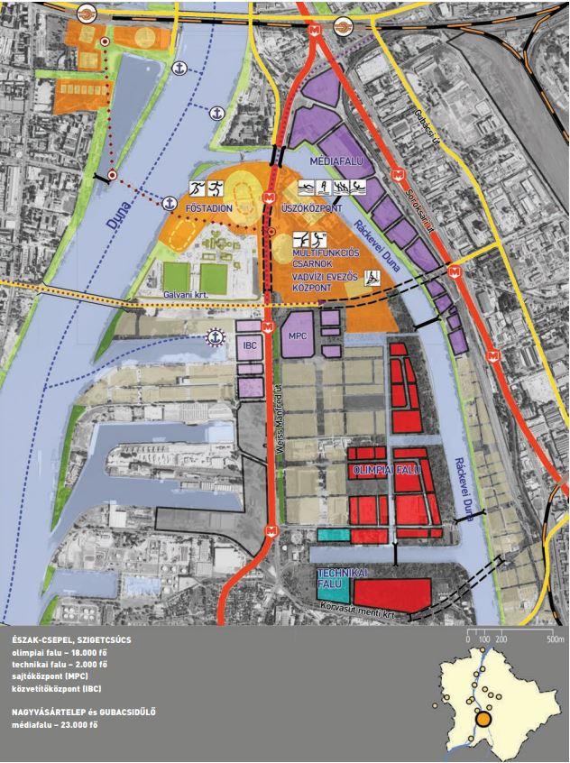 A budapesti olimpiának csak a hatástanulmánya 720 millió forint